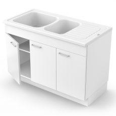 Carea sanitaire les essentiels cuisine carea sanitaire - Vide sanitaire meuble cuisine ...
