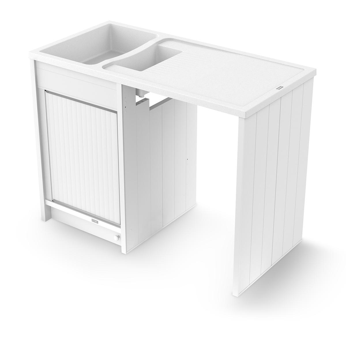 carea sanitaire concept meuble vier giga 120 composite pvc carea sanitaire. Black Bedroom Furniture Sets. Home Design Ideas