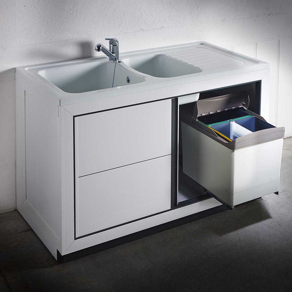 Carea Sanitaire Vendée 14/Normandie 14 : meuble composite PVC