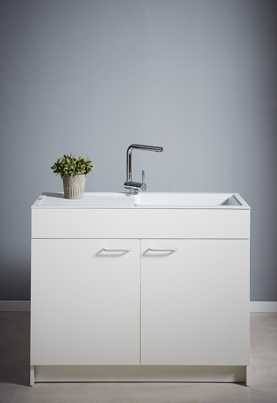 Carea sanitaire concept meuble vier carea roscoff pour la - Vide sanitaire meuble cuisine ...