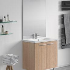 Concept meuble-vasque TOUCAN 800 – 2 portes